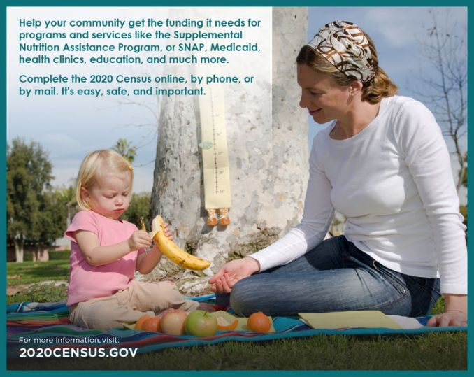 Census 2020 Help Your Community
